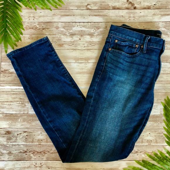Lucky Brand Other - Lucky Brand 121 Slim Denim Jeans